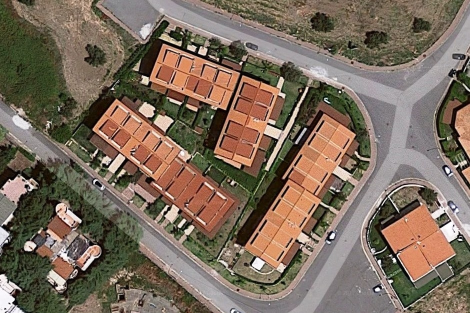 План Montauro San Leo